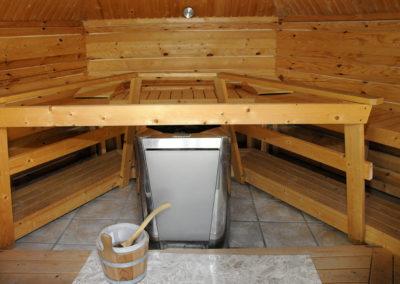 Sauna - Ferienanlage Bodeblick