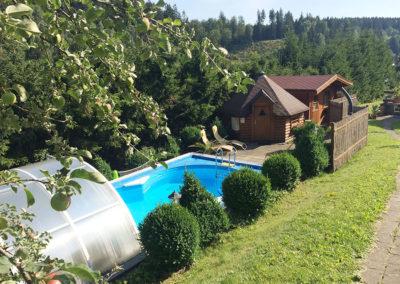 Pool - Ferienanlage Bodeblick
