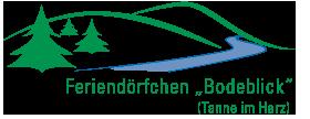 Feriendörfchen Bodeblick in Tanne